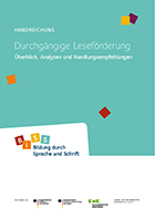 BiSS-Handreichung-Lesefoerderung-Cover